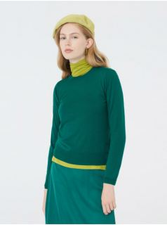 Jersey Nice Things c/redondo color verde